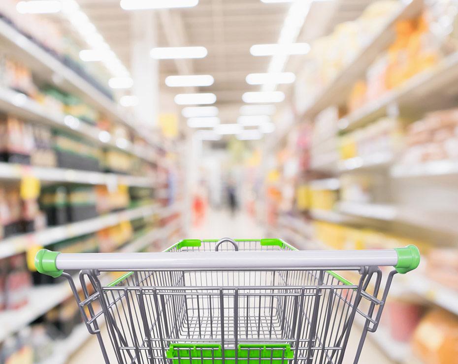 Ernährungsberatung im Supermarkt