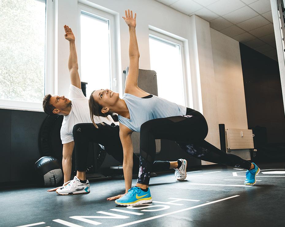 Faszien Fitness Training
