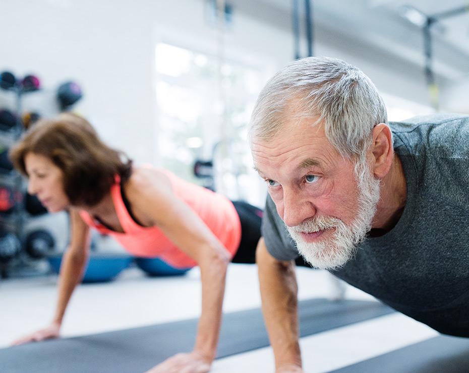 Senioren Fitness Hamburg