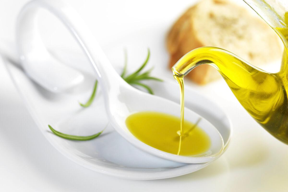 Gesundes Fett Olivenöl