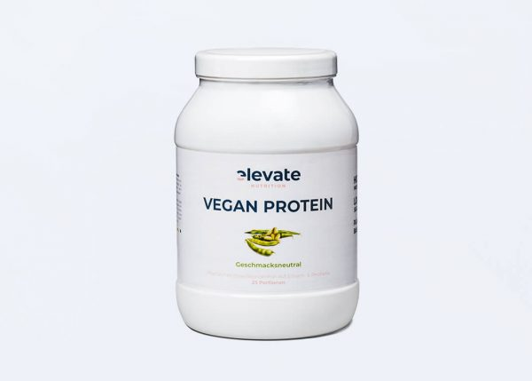 vegan protein geschmacksneutral