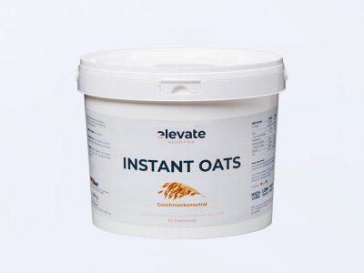 instant oats hafermehl