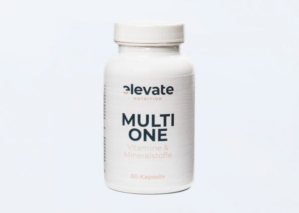 Multi-Vitamin-Mineral Kapseln