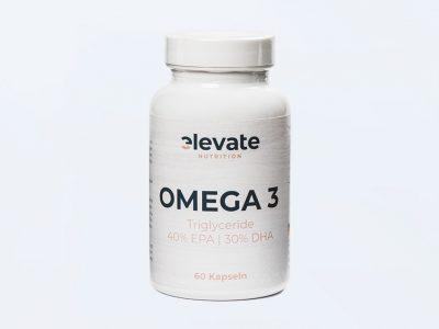 Omega-3-Triglyceride Kapseln